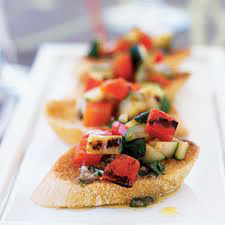 Recipe for Bruschetta